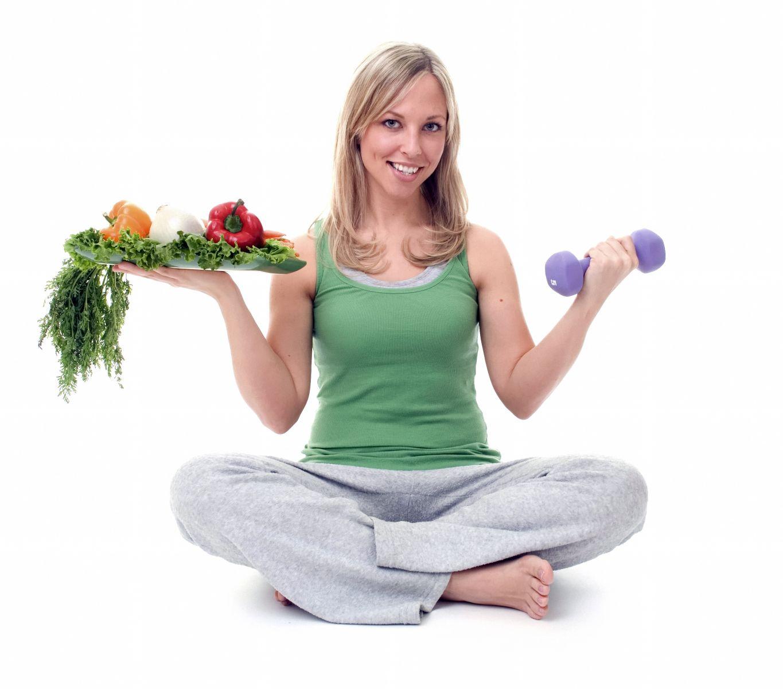 спортивная диета для женщин для похудения